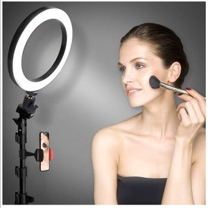 UBeesize Ring Light With Tripod Stand